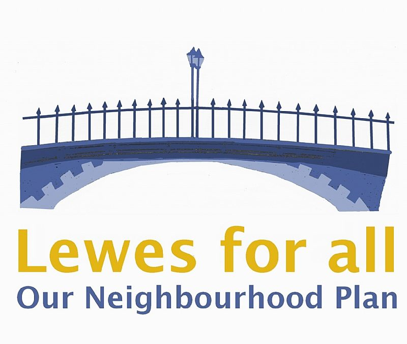 "Lewes Neighbourhood Plan – it's a resounding ""YES!"""